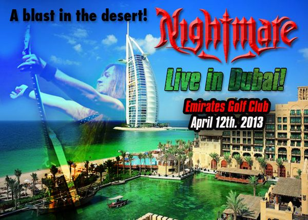 dubai nightmare