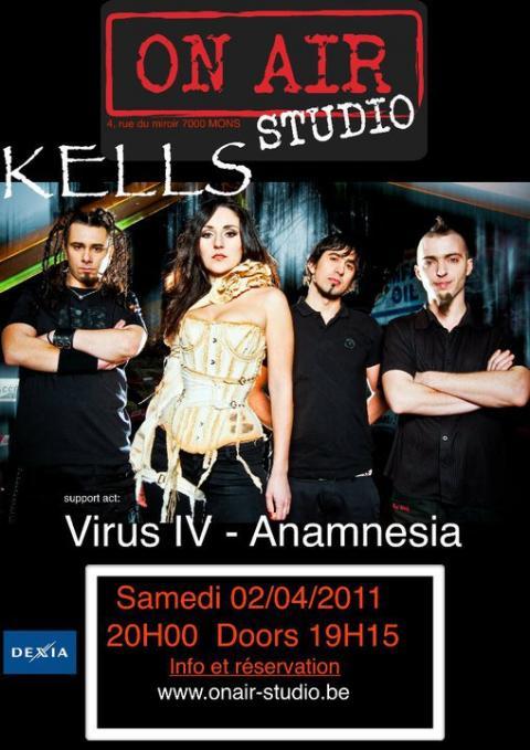 VIRUS IV - Page 2 Kells-belgique