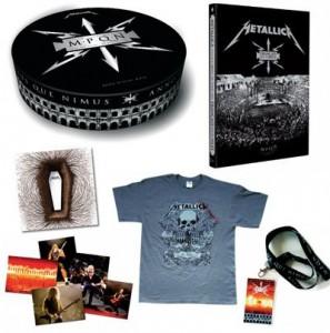 metallica box