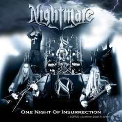 One Night Of Insurrection (CD/DVD Live)