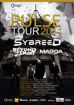 Sybreed @ Bordeaux